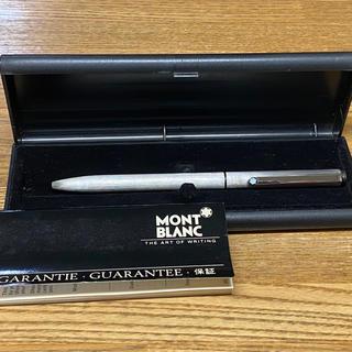 モンブラン(MONTBLANC)のモンブラン Montblanc 2色ボールペン (ペン/マーカー)