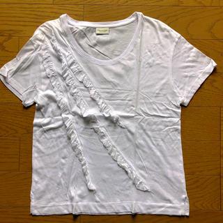 ドリスヴァンノッテン(DRIES VAN NOTEN)のdries van noten  ドリスヴァンノッテン Tシャツ カットソー(Tシャツ(半袖/袖なし))