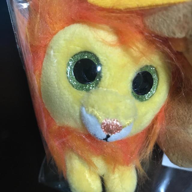 マクドナルド(マクドナルド)のぬいぐるみ ty ハッピーセット エンタメ/ホビーのおもちゃ/ぬいぐるみ(ぬいぐるみ)の商品写真