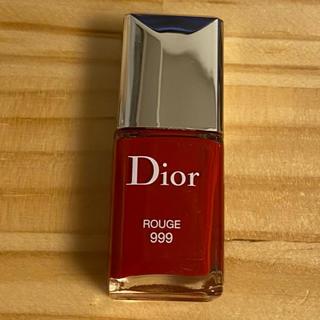 Christian Dior - ディオール ヴェルニ 999 ルージュ 999
