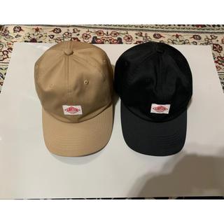 ダントン(DANTON)のダントン キャップ beams  帽子 DANTON CAP ②(キャップ)