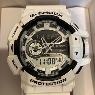 G-SHOCK CASIO GA-400 時計 現状稼働品 中古(腕時計(デジタル))