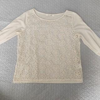 ローリーズファーム(LOWRYS FARM)のmlkoa トップス(Tシャツ(長袖/七分))