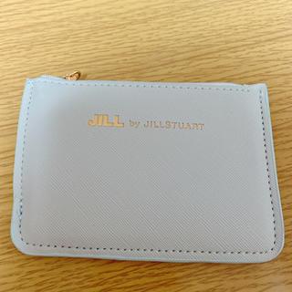 ジルスチュアート(JILLSTUART)のJILL カード、小銭ケース 美人百花付録(コインケース/小銭入れ)