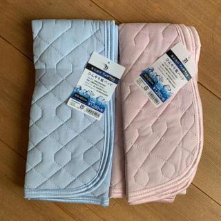 ニシカワ(西川)の最終値下げ 新品 東京西川 アイスプラス ひんやり枕パッド 2枚(シーツ/カバー)