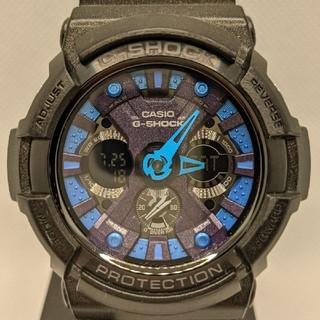 ジーショック(G-SHOCK)のG-SHOCK GA-200SH-2AJF(腕時計(デジタル))