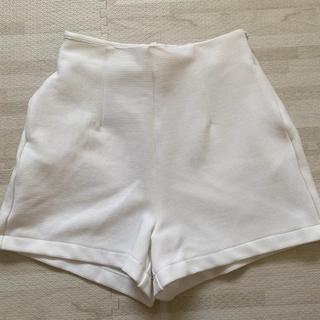 RESEXXY - ショートパンツ タイトスカート ホワイト 2点売り!