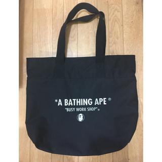 アベイシングエイプ(A BATHING APE)のアベイシングエイプ  トートバッグ(トートバッグ)