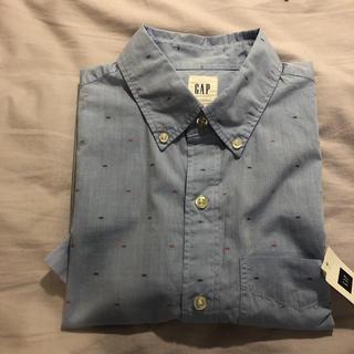 ギャップ(GAP)のgap 半袖シャツ 新品未使用 タグ付き❗️(シャツ)