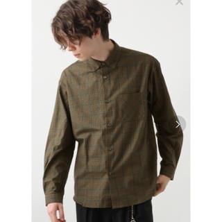 ハレ(HARE)のHARE チェックシャツ(シャツ)