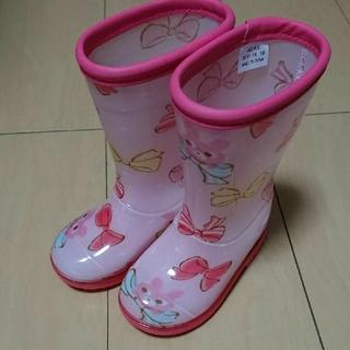 mikihouse - ミキハウス 長靴 レインブーツ 13cm