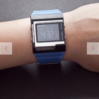 ディーゼル(DIESEL)のDIESEL 腕時計(腕時計(デジタル))
