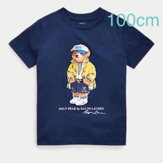 ポロラルフローレン(POLO RALPH LAUREN)のラスト1点 新品 Ralph Lauren CP-93 ベア Tシャツ(Tシャツ/カットソー)