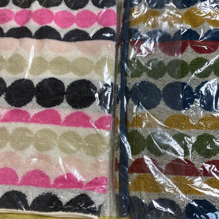 ベルメゾン(ベルメゾン)のバスタオル(34×120)2枚セット(タオル/バス用品)