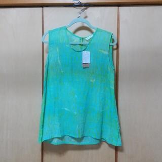 アルティプール(artipur)の新品  artipur  ノースリーブシャツ(Tシャツ(半袖/袖なし))