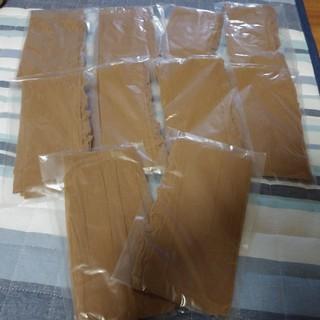 ニッセン(ニッセン)の【新品・未使用】ストッキング M-L 10足セット(タイツ/ストッキング)