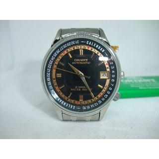 ORIENT - オリエント腕時計自動巻手巻付