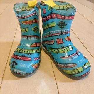 ムージョンジョン(mou jon jon)の長靴13.0センチ(長靴/レインシューズ)