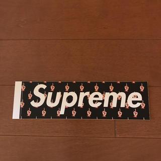 シュプリーム(Supreme)のsupremeシュプリーム ステッカーsticker BOXロゴ(その他)