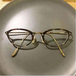 アヤメ(Ayame)の金子眼鏡 KV-69L BRGR(サングラス/メガネ)