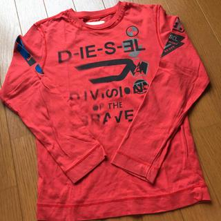 ディーゼル(DIESEL)のDIESEL キッズ 長袖Tシャツ(Tシャツ/カットソー)