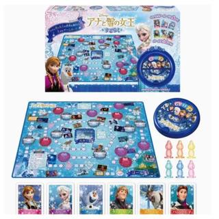 アナと雪の女王 - 新品 アナと雪の女王 すごろく エルサ パーティー おもちゃ ディズニー 知育