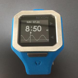 ニクソン(NIXON)のニクソン スーパータイド(腕時計(デジタル))