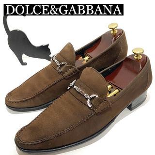 ドルチェアンドガッバーナ(DOLCE&GABBANA)の【Dolce&Gabbana】約27.5cm ビジネスシューズ 革靴 ドルガバ(ドレス/ビジネス)