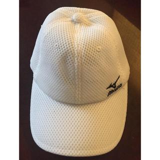ミズノ(MIZUNO)のミズノ 帽子 メッシュ ジュニア(その他)
