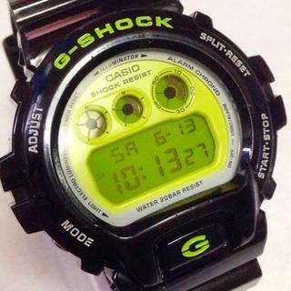 ジーショック(G-SHOCK)のベルト交換済!クレイジーカラーズ DW-6900CS-1JF G-SHOCK(腕時計(デジタル))