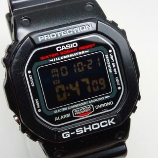 ジーショック(G-SHOCK)のG-RAVEN(ワタリガラス)DW-5600BM-1ZJF G-SHOCK(腕時計(デジタル))