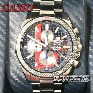 カシオ(CASIO)の新品 CASIO  エディフィス トロロッソ リミテッドエディション 限定モデル(腕時計(デジタル))