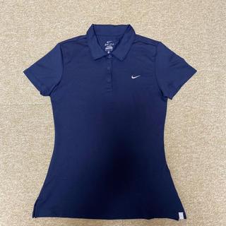 ナイキ(NIKE)のナイキ NIKE ポロシャツ レディースM(ポロシャツ)