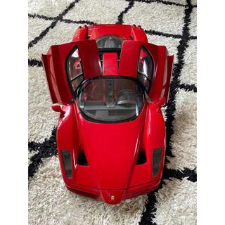 フェラーリ(Ferrari)の⭐️ ディアゴスティーニ  エンツォ フェラーリ 1/10 ジャンク ♪(模型/プラモデル)