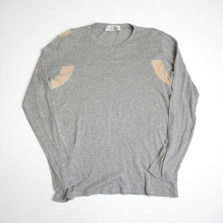 アンユーズド(UNUSED)のUNUSED アンユーズド デザインカットソー ロンT Sサイズ相当(Tシャツ/カットソー(七分/長袖))