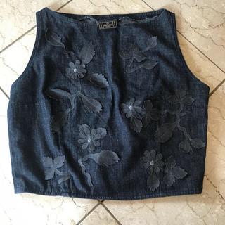 フェンディ(FENDI)のFENDI jeans トップス(カットソー(半袖/袖なし))