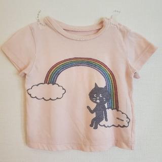 ネネット(Ne-net)のにゃー ネネット 80cm 虹(Tシャツ)