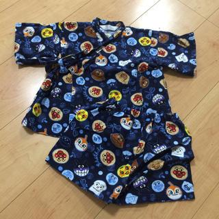 90. アンパンマン 甚平(甚平/浴衣)