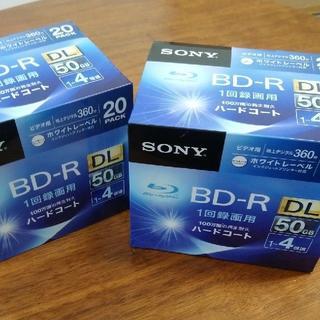 ソニー(SONY)の【れい様専用】BD-R DL 55枚 BD-R 50枚 (セット)(その他)