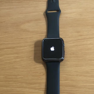 アップルウォッチ(Apple Watch)のアップルウオッチ3(腕時計(デジタル))