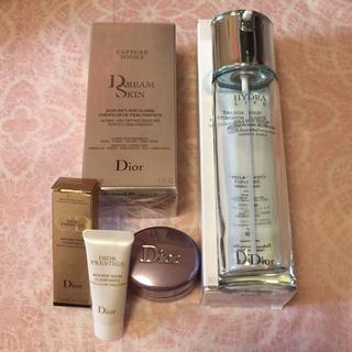 クリスチャンディオール(Christian Dior)のDior クリスチャンディオール カプチュール トータル ドリームスキン 乳液(乳液/ミルク)