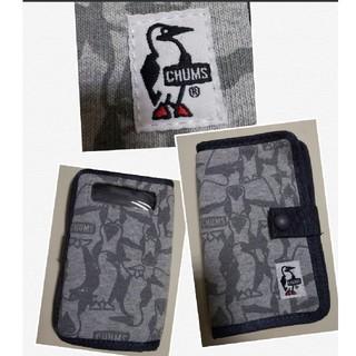 チャムス(CHUMS)のCHUMSチャムス iPhone用カバー(iPhoneケース)
