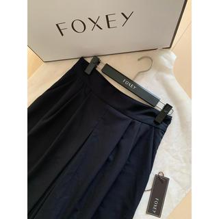 フォクシー(FOXEY)のFOXEY フォクシー アウトレットパック ガウチョパンツ 40 sp(その他)