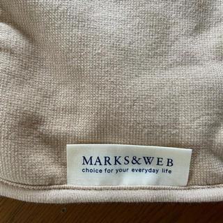 マークスアンドウェブ(MARKS&WEB)のMARKS&WEB / オーガニックコットン スリーピングタオル(タオル/バス用品)