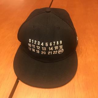 マルタンマルジェラ(Maison Martin Margiela)のキャップ 帽子(キャップ)