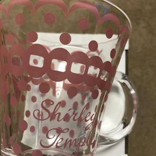 Shirley Temple - シャーリーテンプル  限定 グッズ ノベルティ グラス コップ