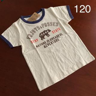 ジーンズベー(jeans-b)の⭐️未使用品  jeans-b  ジーンズベー  Tシャツ 120サイズ(Tシャツ/カットソー)