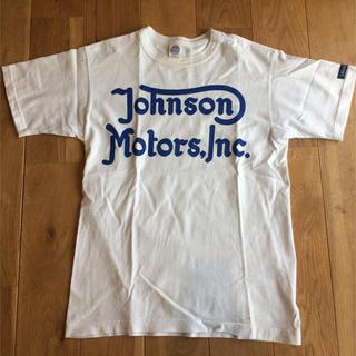 THE REAL McCOY'S - トイズマッコイTシャツ ジョンソンモータースSサイズ