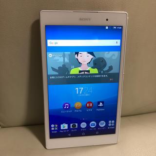 エクスペリア(Xperia)のSONY  Xperia Z3 tablet(タブレット)