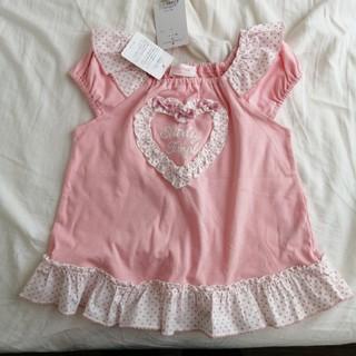 シャーリーテンプル(Shirley Temple)のシャーリーテンプル トップス 120cm 120サイズ(Tシャツ/カットソー)